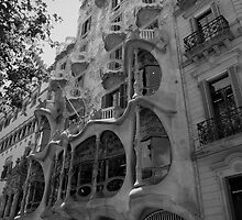 Barcelona by Linda Pettersson