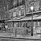 Paris Restaurant by peter donnan
