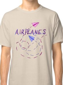 Airplanes Graphic Classic T-Shirt