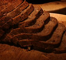 Daily bread with nuts in! by moor2sea