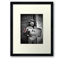 Everyone Needs To Be Loved Framed Print