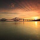 The Forth Rail Bridge by Brian Kerr
