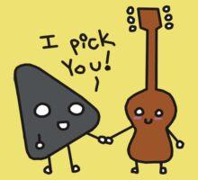 I pick you! Kids Tee