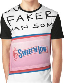 Sweet'N Low. Graphic T-Shirt