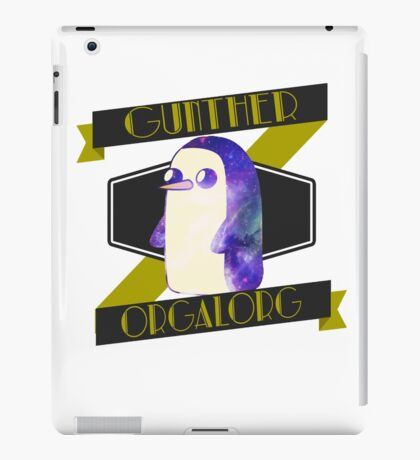 Orgalorg/Gunther iPad Case/Skin