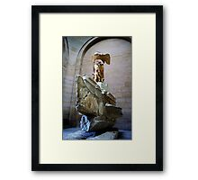 Victory Is Ours Framed Print