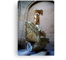 Victory Is Ours Canvas Print