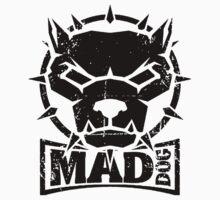 dog goes mad by maery