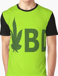 I Love BD Graphic T-Shirt