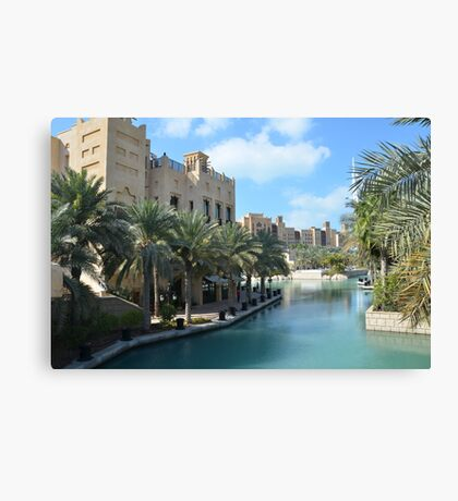 Dubai UAE Canvas Print