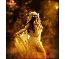 Dancing Maiden Photographic Print