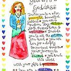 You Are A Goddess by GoddessLeonie