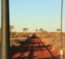 Corrugations on the Gunbarrel by Cheryl Parkes