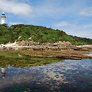 Norahead lighthouse II by Catherine Davis