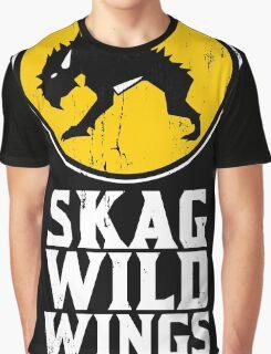 Skag Wild Wings (alternate) Graphic T-Shirt
