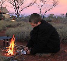 Jack's Campfire by Cheryl Parkes