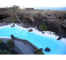 Los Jameos del Aqua Photographic Print