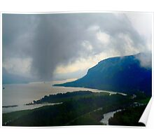 Columbia Gorge 1 Poster