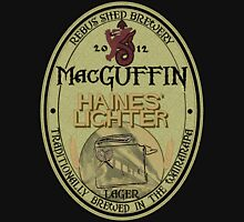 MacGuffin Brewery - Haines' Lighter Lager Unisex T-Shirt