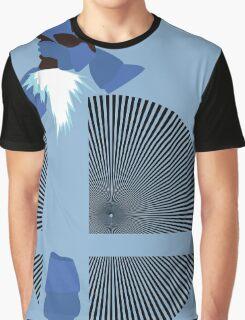 Mega Man, Hard Knuckle - Sunset Shores Graphic T-Shirt