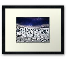 Moon Landing Framed Print