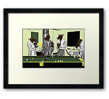 The Ant Pack Framed Print