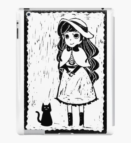 Pretty In Ink iPad Case/Skin