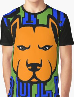 PIT BULL-22A Graphic T-Shirt