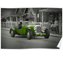 Alvis 1250 s/c 1926 Poster