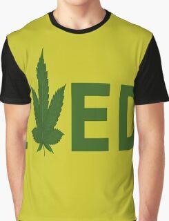 I Love ED Graphic T-Shirt