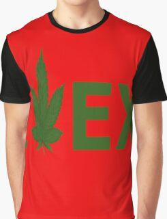 I Love EX Graphic T-Shirt
