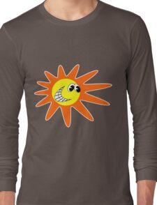 Mr. Sun Long Sleeve T-Shirt