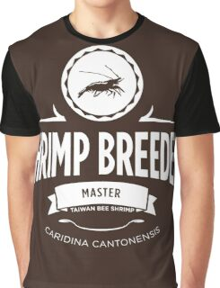 Shrimp Breeder - Master Graphic T-Shirt