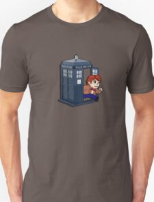 The Doctor is Braided T-Shirt