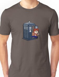 The Doctor is Braided Unisex T-Shirt