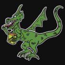 Cracker Dragon by DrewSomervell