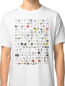 Meme Collage Classic T-Shirt
