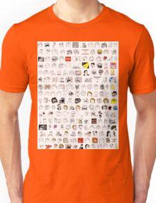 Meme Collage Unisex T-Shirt