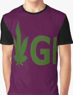 I Love GH Graphic T-Shirt