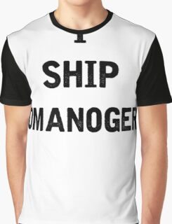 I Ship Romanogers Graphic T-Shirt