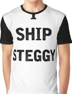 I Ship Steggy Graphic T-Shirt