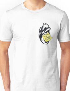 I've Got A Jet Black Heart Unisex T-Shirt