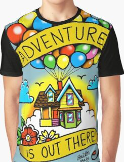 Adventure is Out There! Graphic T-Shirt