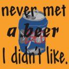 never met a beer by frankshooter