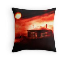 Outback Heat Throw Pillow