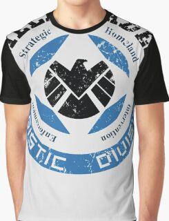 S.H.I.E.L.D. Academy Graphic T-Shirt