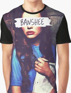 Lydia Martin | Banshee Graphic T-Shirt