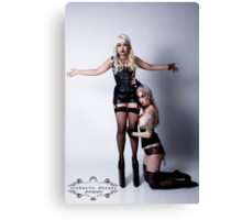 RELIGIOUS ICONS by SERAPHINE & SCARLETT SIN Canvas Print