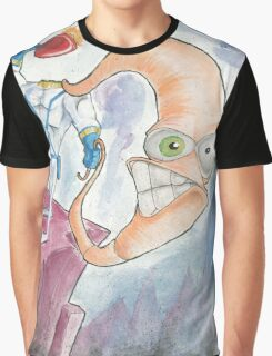 "Earthworm Jim ""Whip It"" Graphic T-Shirt"