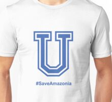 #SaveAmazonia - The Green Inferno Unisex T-Shirt